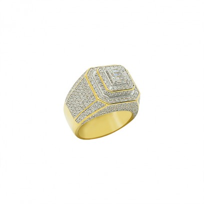Champ Ring - Silver 925