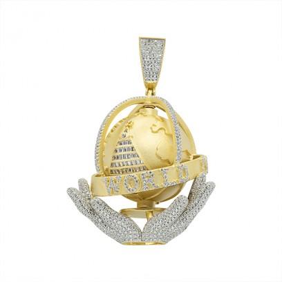 World - Silver 925